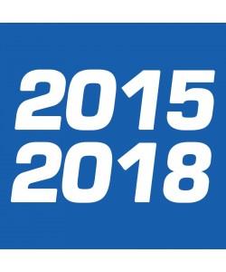 2015  -  18