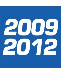 2009 - 12