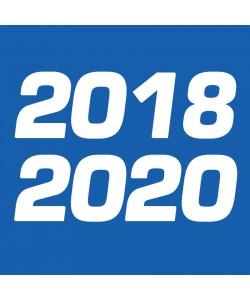 2018 - 20